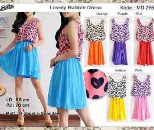 Lovelu Bubble Dress